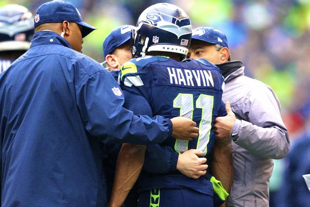 Percy Harvin Injury: Updates on Seahawks WR's Concussion and Return