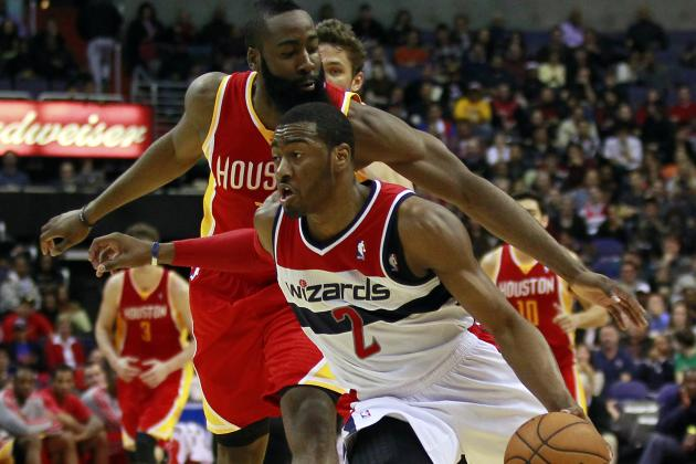 Houston Rockets vs. Washington Wizards: Live Score and Analysis