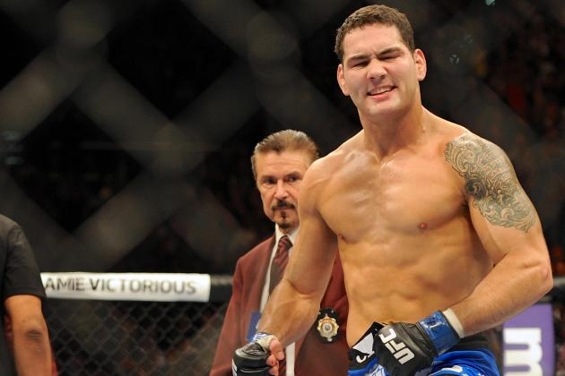 Chris Weidman: 'I Haven't Shown My True Self Yet'