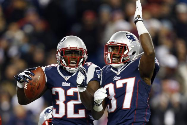 Pats' McCourty Active Tonight vs. Colts -- Full Inactives