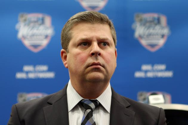 Maple Leafs: GM Nonis Refuses to Sacrifice Future for Short-Term Fix