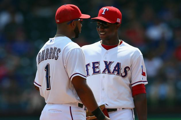 Elvis Andrus 'Can't Wait' to Work with Profar