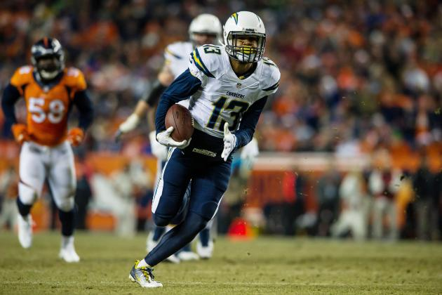 Chargers vs. Broncos: Predicting 2014 Divisional Game Final Score and Top Stars