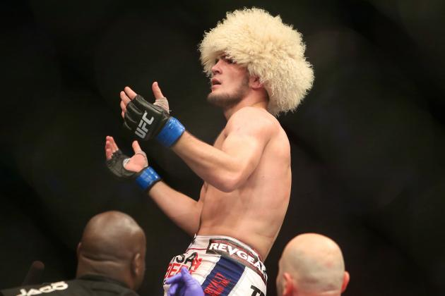 Dana White: Nate Diaz Won't Fight Khabib Nurmagomedov, Neither Will Anyone Else