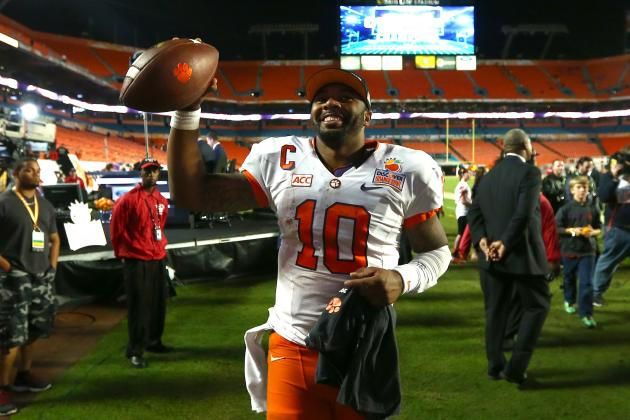 How Clemson Football Will Fare in 2014 Without Tajh Boyd
