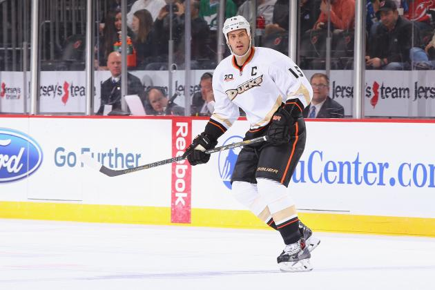Ryan Getzlaf Injury: Updates on Ducks Star's Status and Return