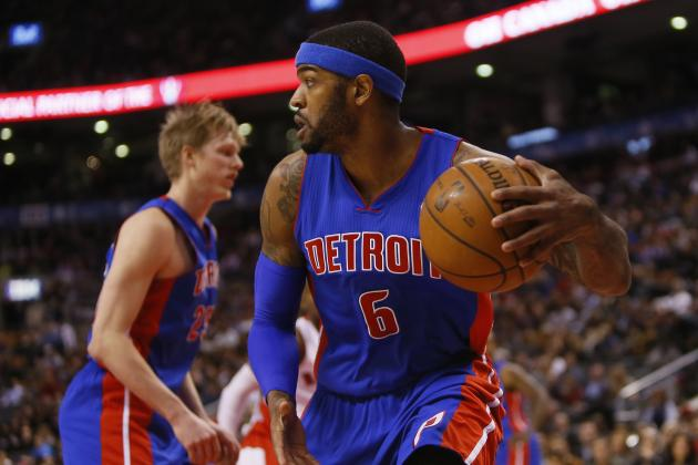 Josh Smith Drives for Game-Winner Against Phoenix Suns