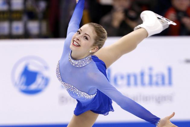 Gracie Gold Wins 2014 US Figure Skating Championship