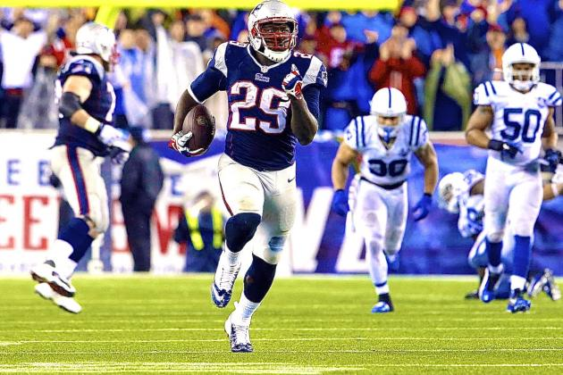 Colts vs. Patriots: Live Score and Highlights for AFC Divisional Game 2014