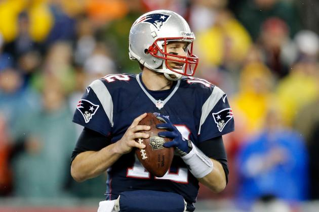 Tom Brady First QB with 6K Postseason Passing Yards