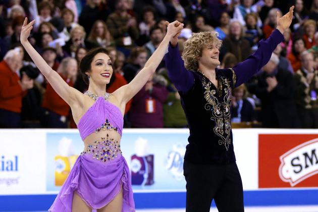 Ice Dance Power Couple Meryl Davis and Charlie White Set for Olympic Star Turn