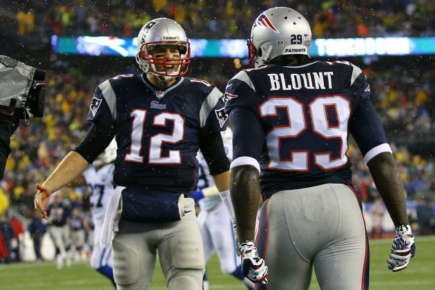 Takeaways from the New England Patriots' Divisional Round Win over the Colts
