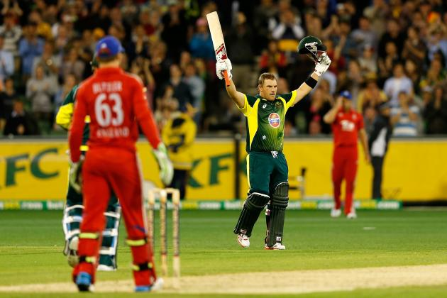 Australia vs. England, 1st ODI: Video Highlights, Scorecard and Report