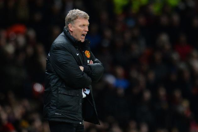 Manchester United Transfer News: David Moyes Fears Big Names Won't Join