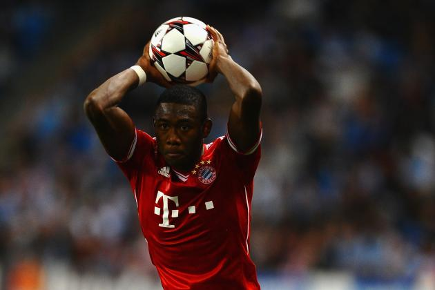 Guardiola Gives Alaba the All-Clear