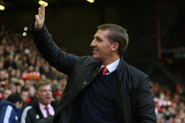 Liverpool Transfer News: Brendan Rodgers Hunting Top Talent in January