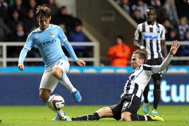 Newcastle United vs. Manchester City: Live Player Ratings for the Citizens