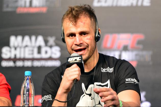 Fabio Maldonado Says He's Fighting Gian Villante at UFC Fight Night 38 Event