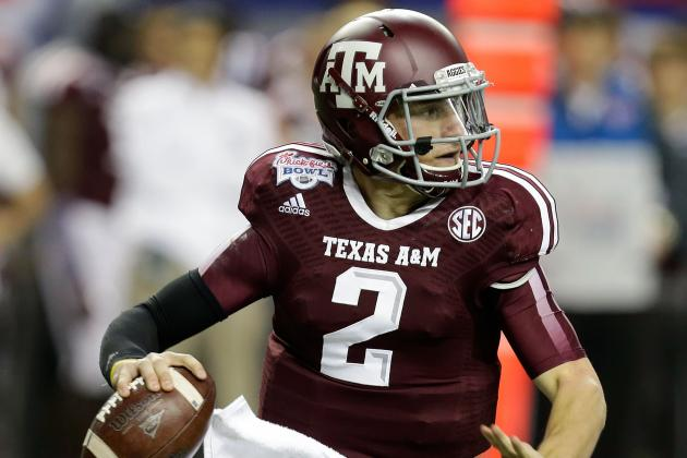 2014 NFL Draft Projections: Early Predictions for Where Top Stars Will Land