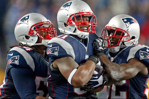 Patriots Rookie Linebacker Jamie Collins Provides Big-Play Impact