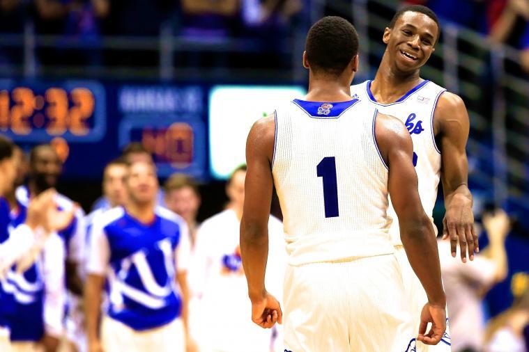 Kansas Jayhawks Offer NBA a Trio of Draft Riches