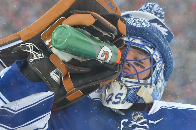 Maple Leafs: No. 1 Designation Puts Bernier at Risk of Burnout