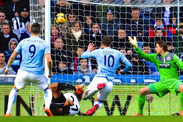 Newcastle vs. Manchester City: Premier League Live Score, Highlights, Report