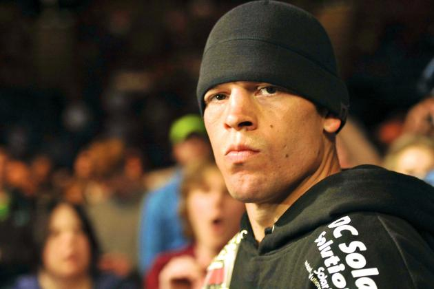 Nate Diaz: Dana White, UFC Are