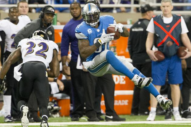 Lions Must Get a Quality Receiver in Draft