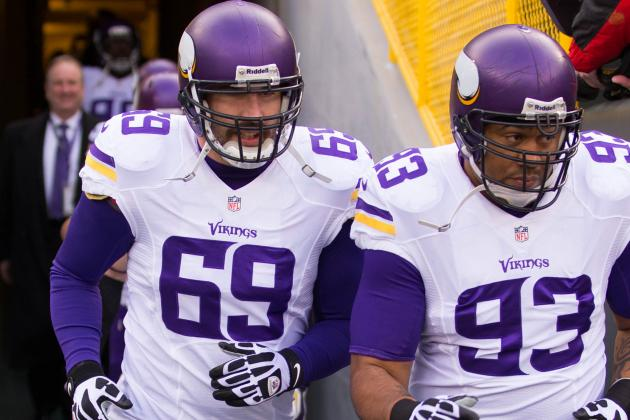 Minnesota Vikings Free Agents: Who Is in Play for the Franchise Tag?