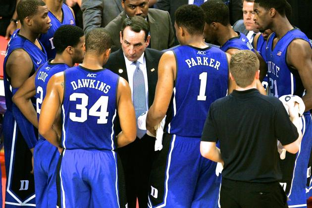 Duke's Blueprint to Get Back on Track After Shaky Start to ACC Play