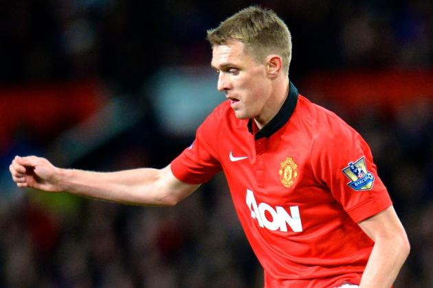 Darren Fletcher's Return a Welcome Boost for David Moyes and Manchester United