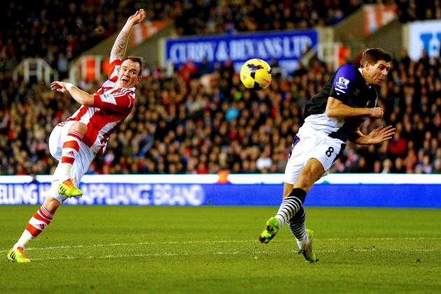 Stoke City vs. Liverpool: Premier League Live Score, Highlights, Report