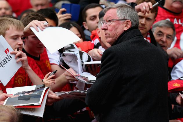 Is Sir Alex Ferguson Making David Moyes' Job Impossible?