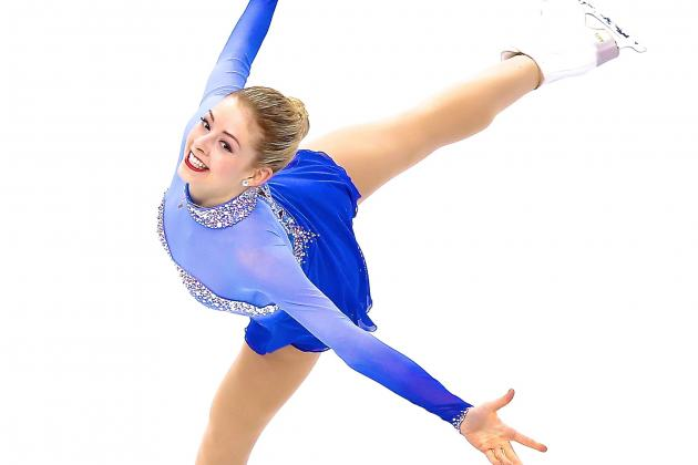 Meet Gracie Gold, America's Newest Figure Skating Star and National Champion