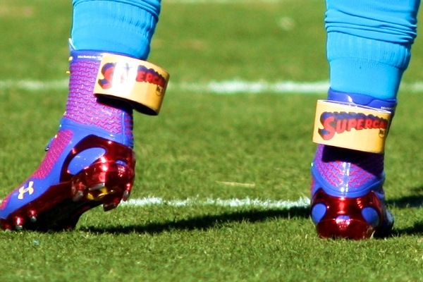 Cam Rocks 'SuperCam' Cleats
