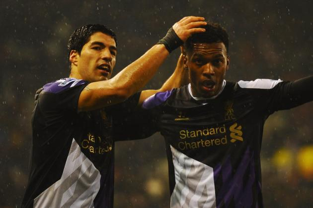 Luis Suarez on Relationship with Sturridge