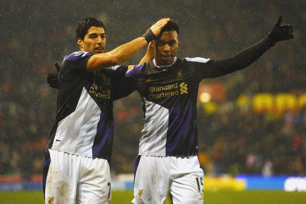 Liverpool's Attacking Talents Paper over Their Defensive Frailties in Stoke Win