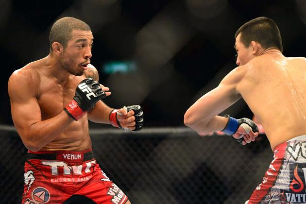 Jose Aldo: 'One Day I'll Fight at 155'