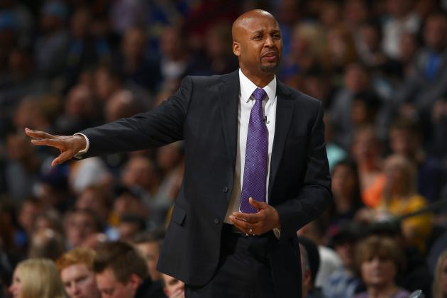 Brian Shaw Deals with Growing Pains of Nuggets
