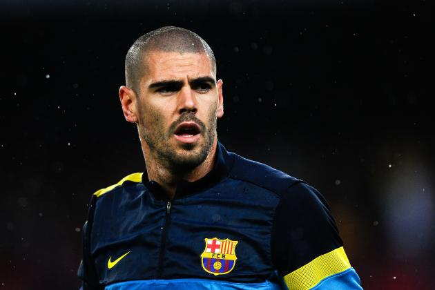 Barcelona's Search for Valdes Replacement Takes a Step Closer