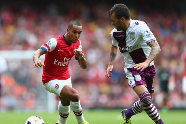 How Aston Villa Will Line Up Against Arsenal