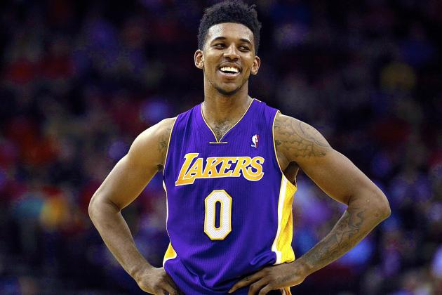 General Manager Mitch Kupchak Hopes Nick Young Is 'Laker for a Long Time'