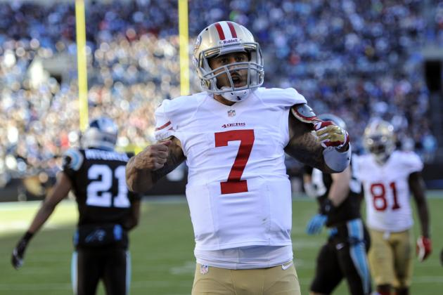 49ers vs. Panthers: Live Score, Highlights and Analysis