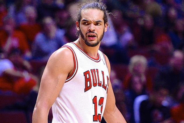 Joakim Noah Breaks Media Silence, Opens Up for 1st Time Since Luol Deng Trade