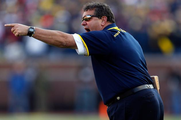 Brady Hoke's Sacrificial Lamb Buys Him Time, but How Much?