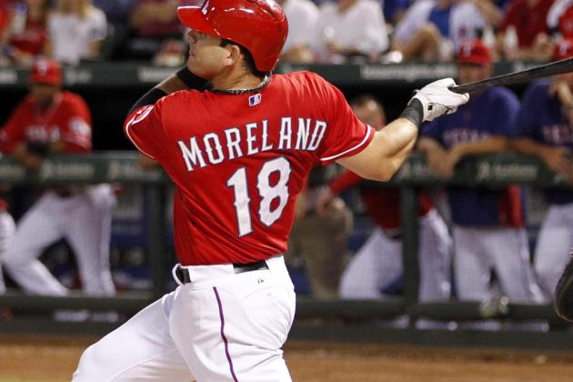 MLB Rumors: Brewers GM Says Texas Rangers Not Willing to Trade Mitch Moreland
