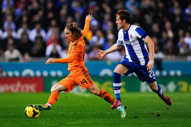 Increasing Importance of Luka Modric Evident as Madrid Beat Espanyol