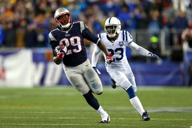Breaking Down What Makes LeGarrette Blount so Sharp for New England Patriots