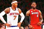 LeBron Gives Melo Free Agency Advice